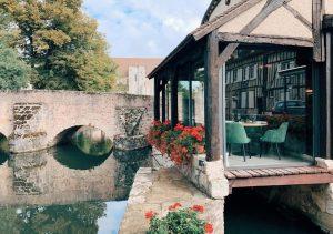 Restaurants à Chartres : le moulin de ponceau